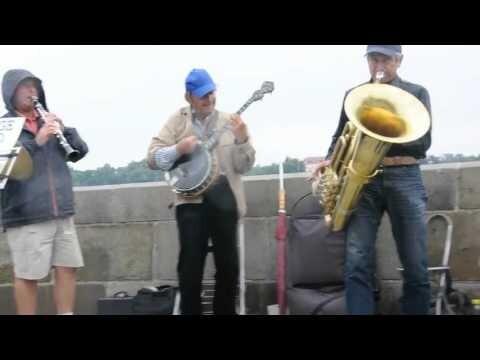 Чоткие дяди Прага Bridge Band