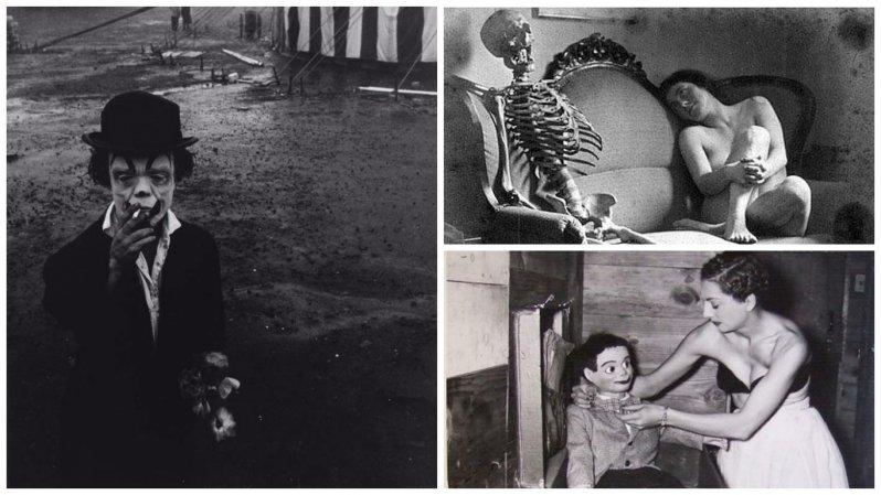 21 черно-белая фотография, вселяющая ужас
