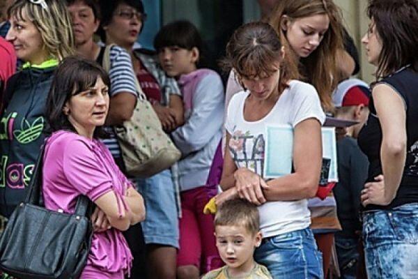 Женщина-врач призывает травить переселенцев с Донбасса