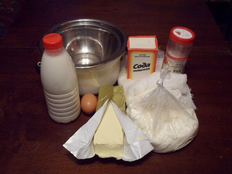 """Делаем """"быстрый"""" сыр в домашних условиях"""
