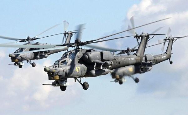 Вертолет Ми-28НМ оснастят новой системой наведения управляемого оружия