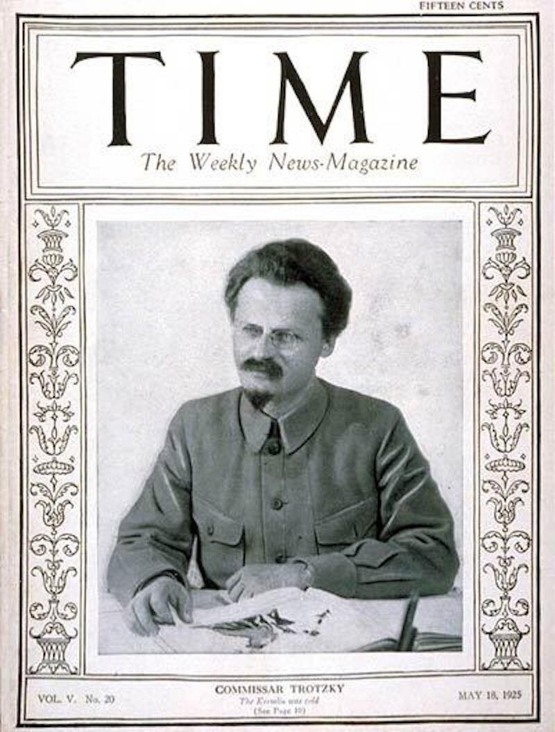 Лидеры СССР на обложках Time
