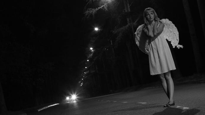 Ангелы спасают на дороге. Сборник