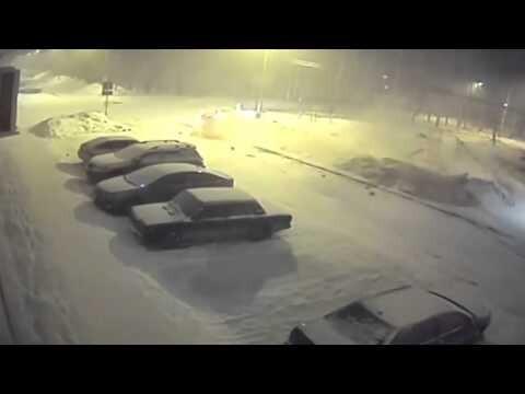 Кировский сноубордист