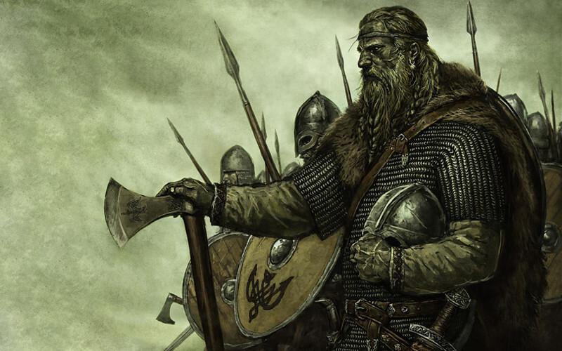 Потомки викингов.