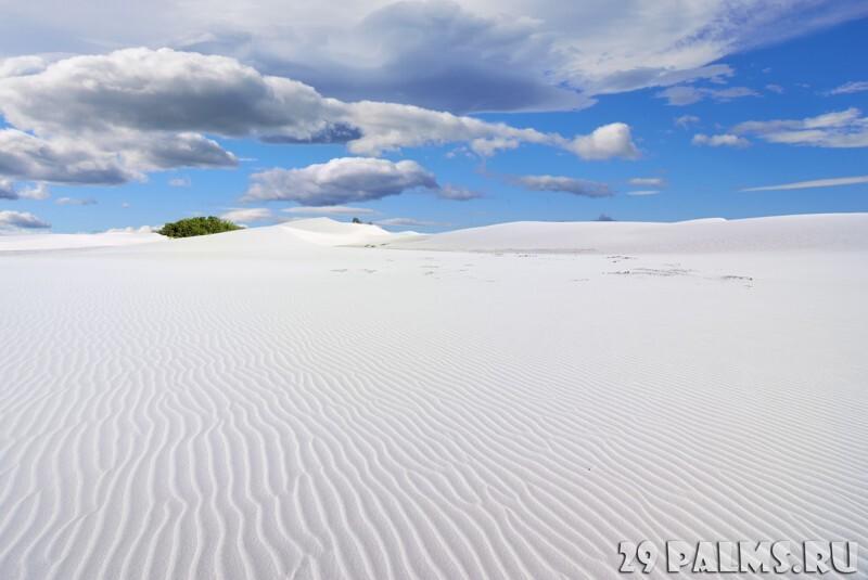 Белоснежные дюны Сокотры