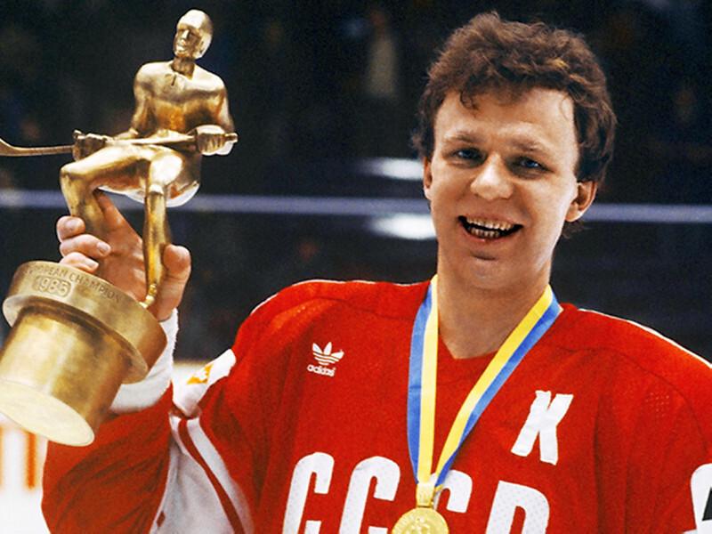 Забавный случай с советскими хоккеистами в Канаде