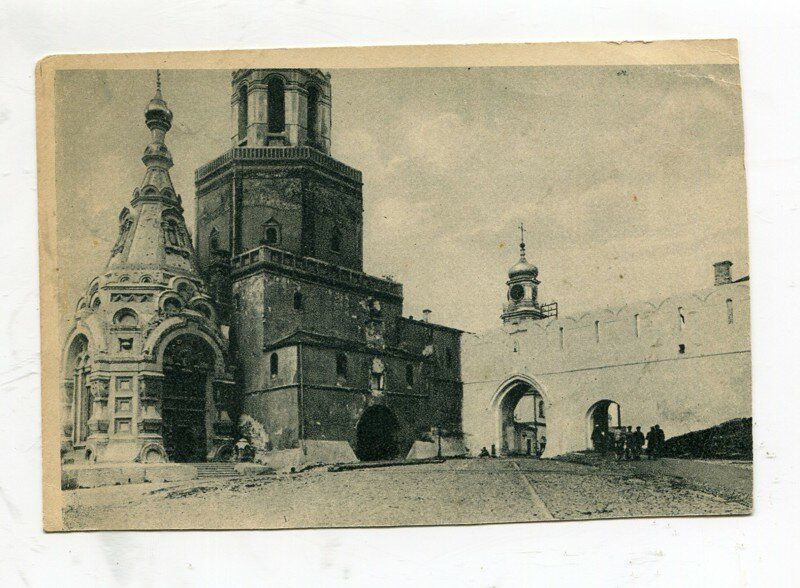 Казань 20х - 30х годов