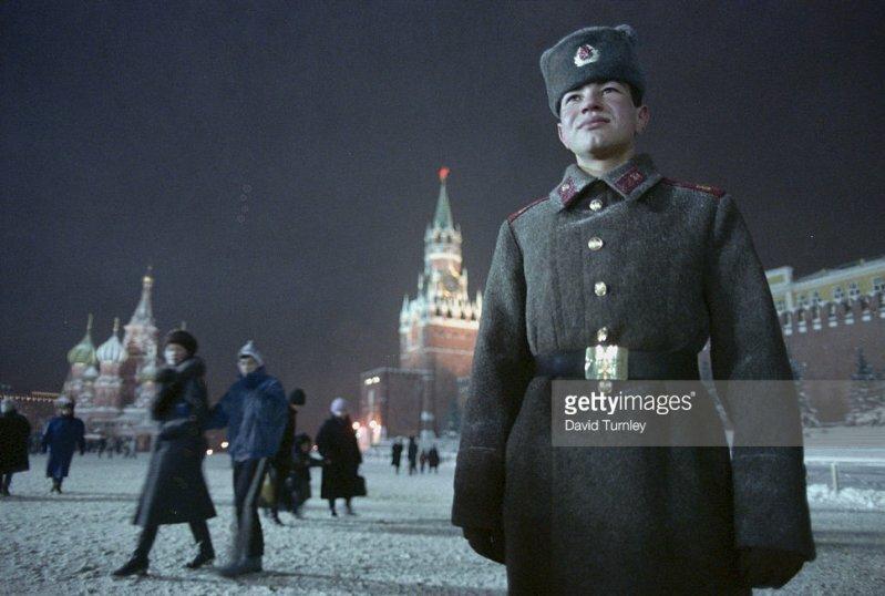 Как отмечали Новый год в СССР