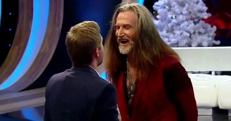 """""""Давай, щенок!"""" : Джигурда чуть не устроил драку с ведущим в эфире телешоу"""