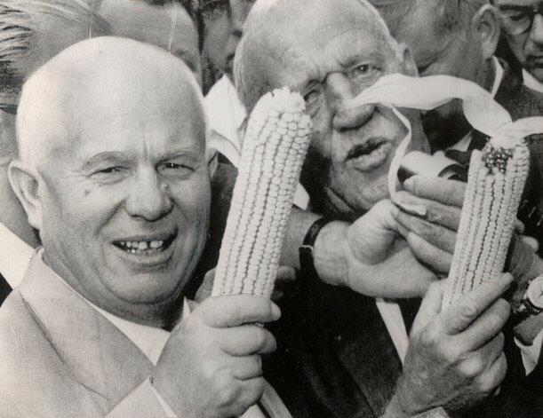 Правда о Хрущёвской лжи и подлости