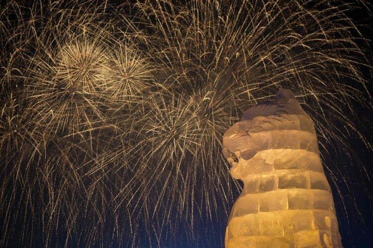 Харбинский фестиваль, еще немного фото