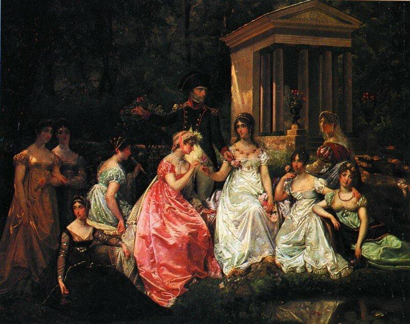 Жозефина – счастливая звезда Наполеона