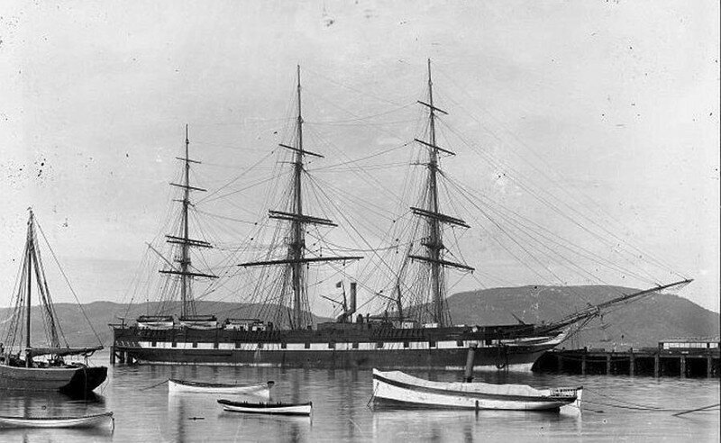 В море у Севастополя археологи рассчитывают найти золото британской армии