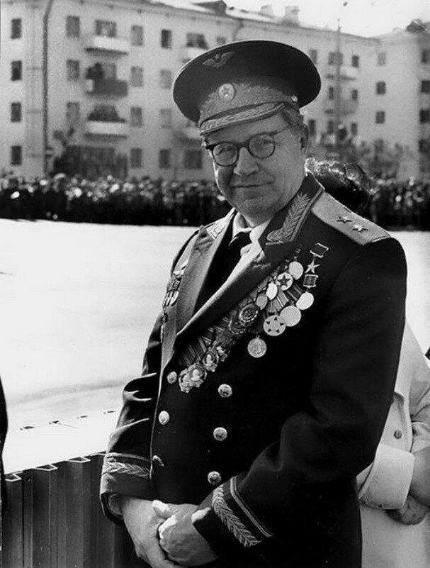 Прославленный атомщик академик Евгений Иванович Забабахин
