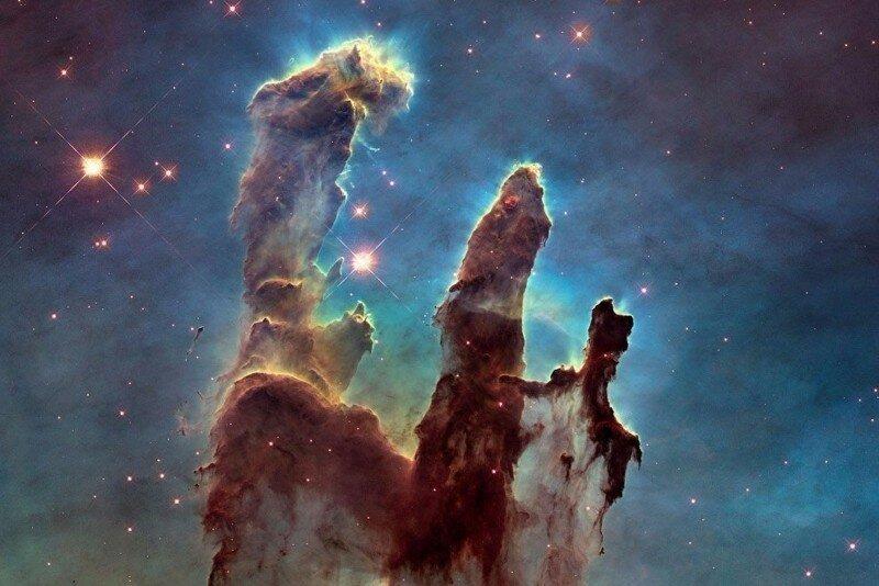 Телескоп Хаббл 2015, лучшие фото