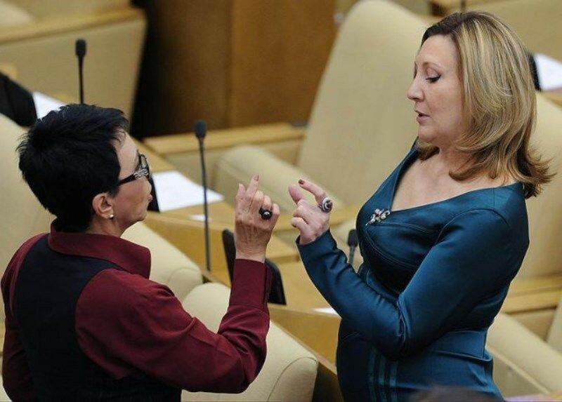Чем занимаются депутаты на заседаниях Госдумы?