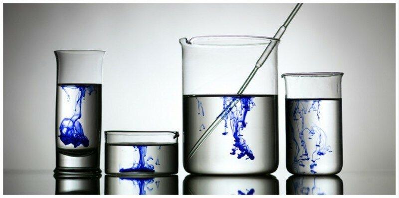 Занимательная химия и физика в гифках