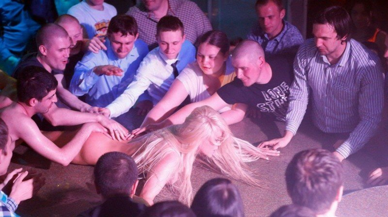 В Минске случилось ужасное во время презентации нижнего белья!
