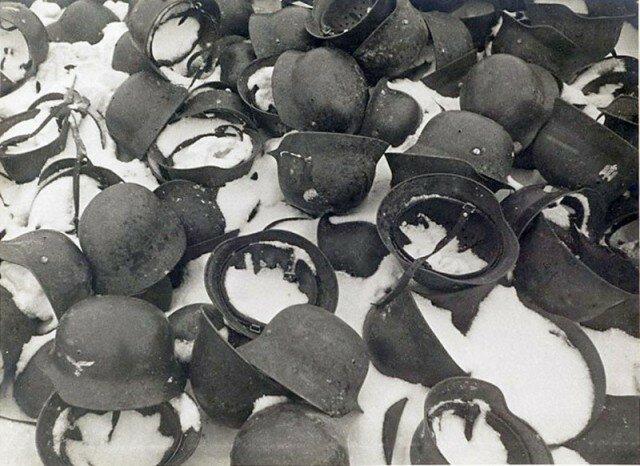 Битва за Сталинград окончена...  Гибель шестой армии