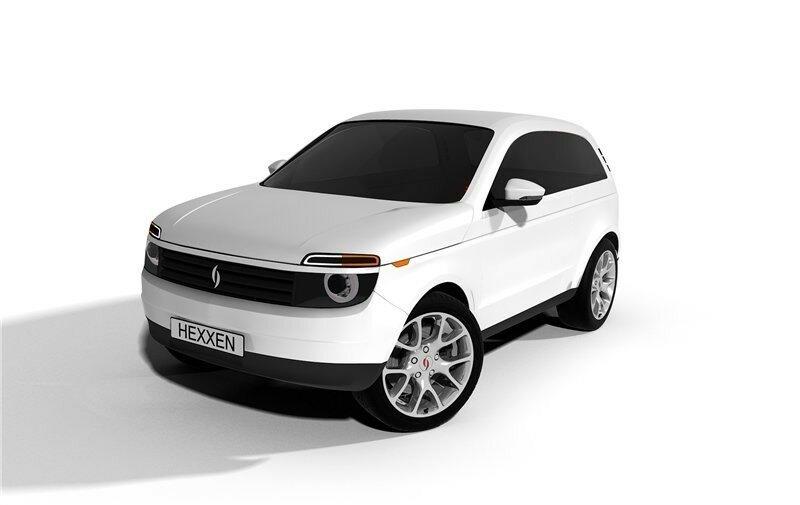 «автоваз» окончательно решил строить новую Lada 4x4 на базе Renault Duster