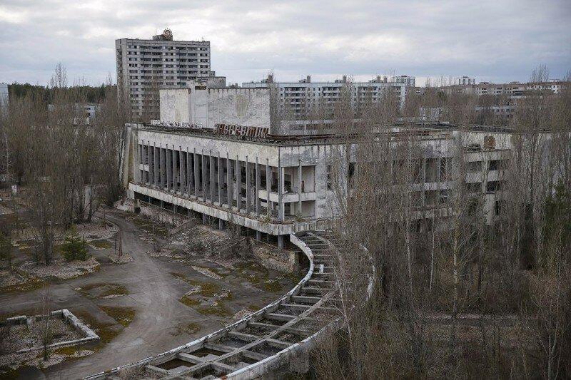 Экскурсия в Чернобыль (легальная)