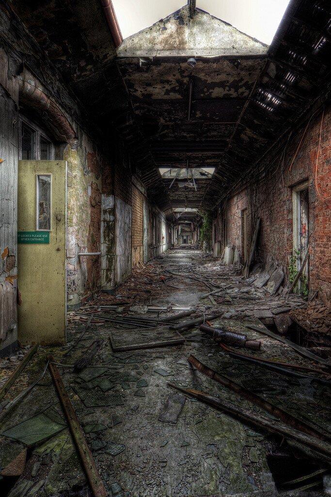 Психиатрическая больница Lier Psykiatriske Sykehus