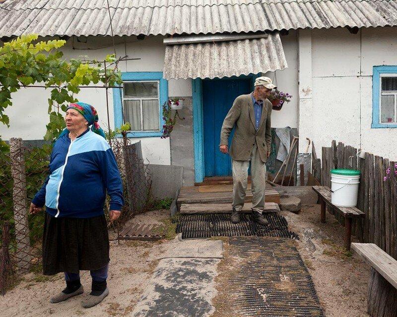 Самоселы — люди, которые ведут хозяйство в Чернобыльской зоне отчуждения