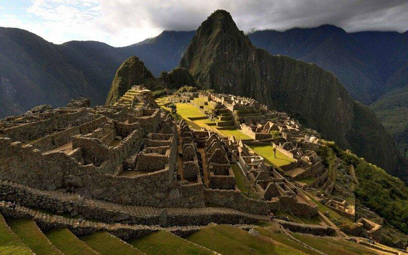 Мачу-Пикчу – таинственный город инков