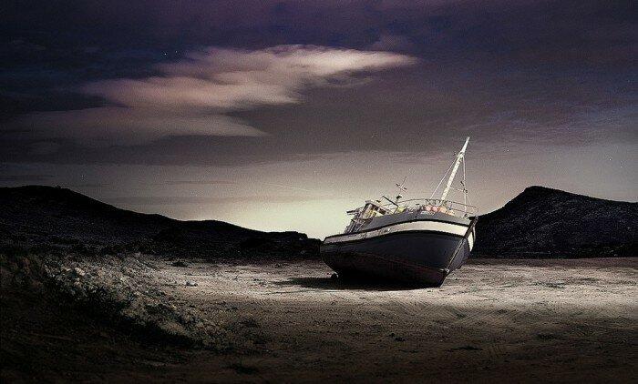 Сюрреалистические миры молодого фотографа