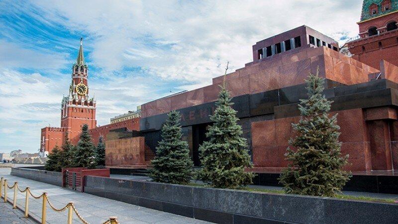 Ленина похоронить, мавзолей взорвать!