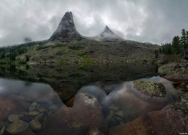 Природный парк Ергаки: