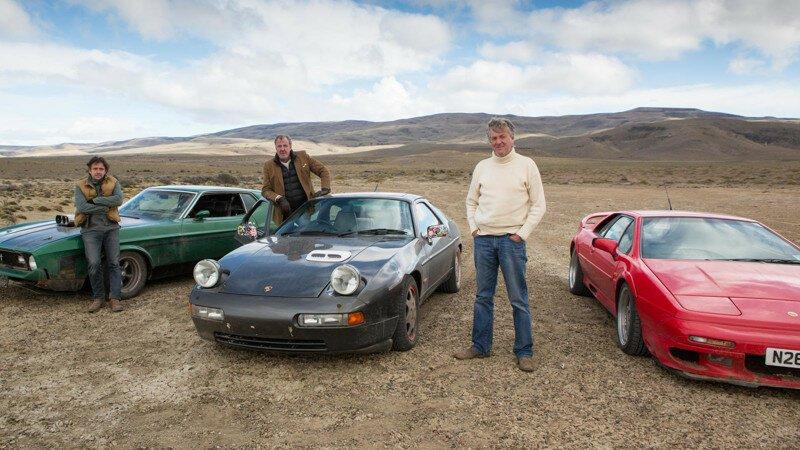 Top Gear выгнали из Аргентины