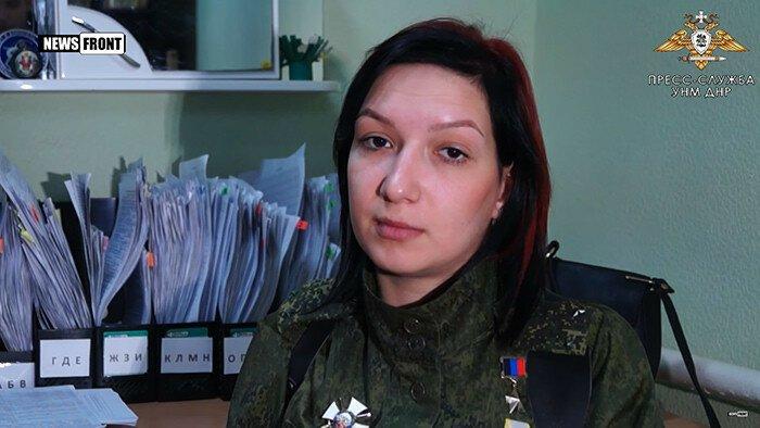 Екатерина Панфилова. Единственная женщина — Герой ДНР