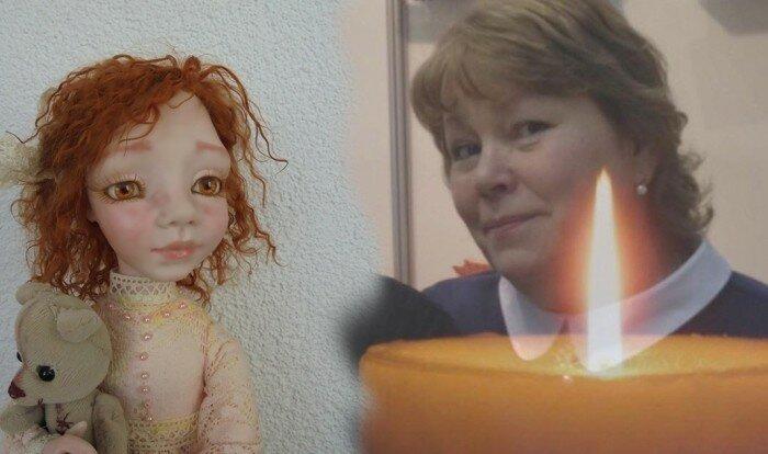 При взрыве в питерском метро погибла художник-кукольник Ирина Медянцева