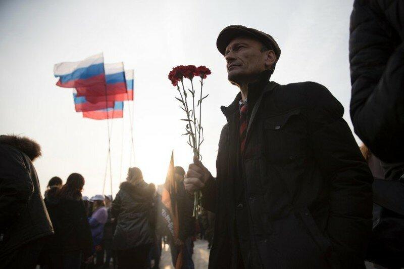 «Террористы проиграли». Немец рассказал о трагедии в Санкт-Петербурге