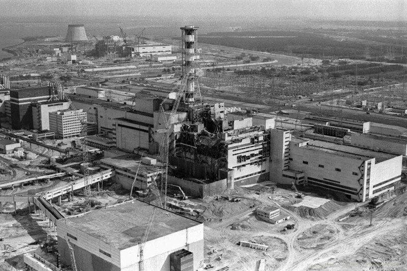 Чернобыль: тогда и сейчас