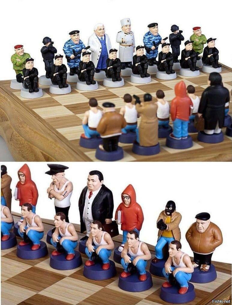 шахматы правоохранительные