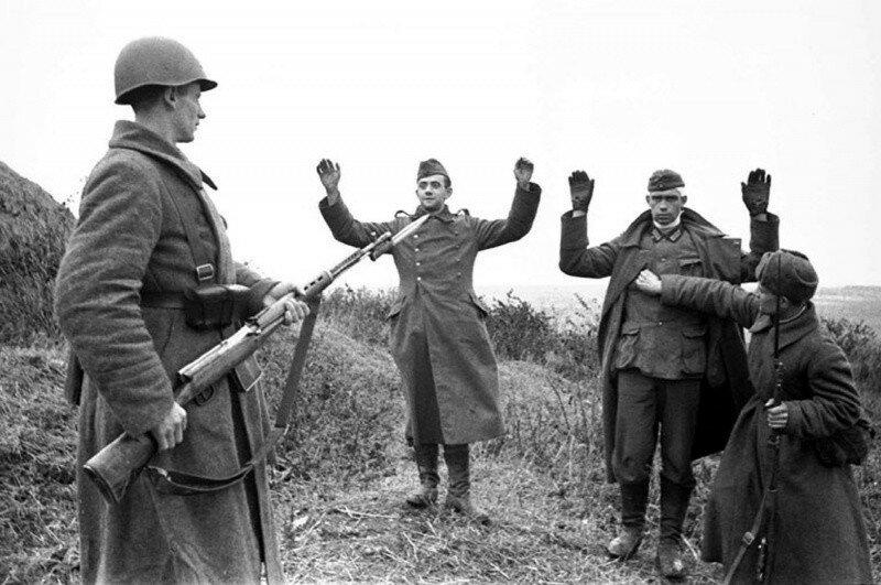 Русские воевали лучше немцев