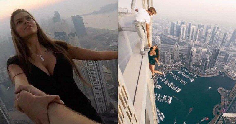 Такое вы увидите только в Дубае!