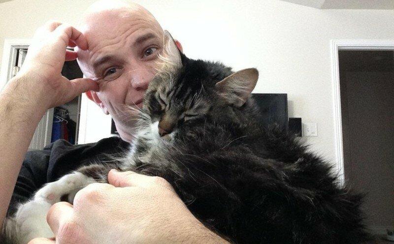Девушка поставила ему ультиматум: или я, или кошка. Это был очень непростой выбор