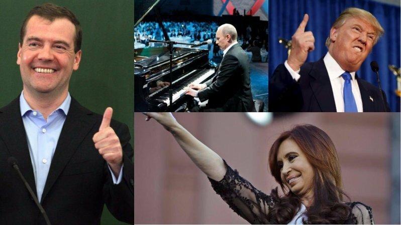Рояль Путина был расстроен, ноги Обамы вели не туда: красивые промахи известных политиков