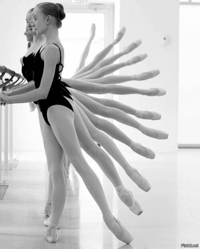 Линия балета