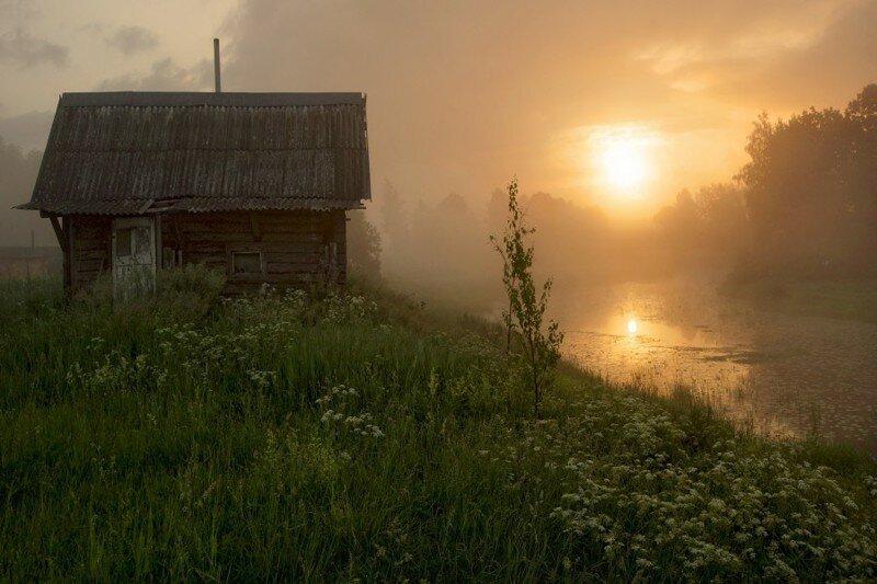 Деревня Церковище