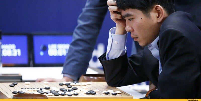 Китай запретил СМИ оглашать результаты турнира по игре го между человеком и алгоритмом Google