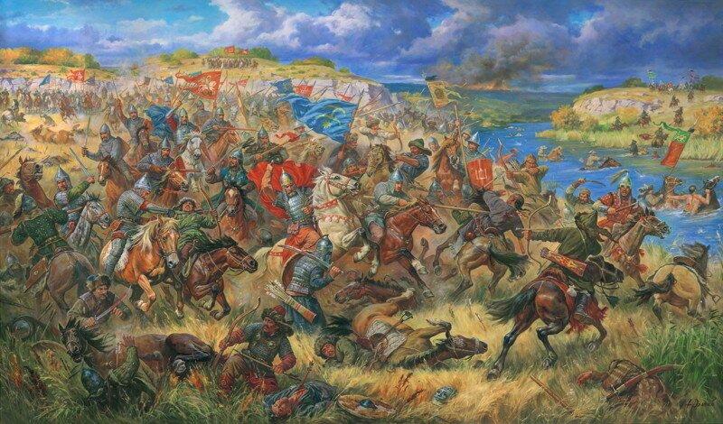 31 мая 1223 г. 794 года назад