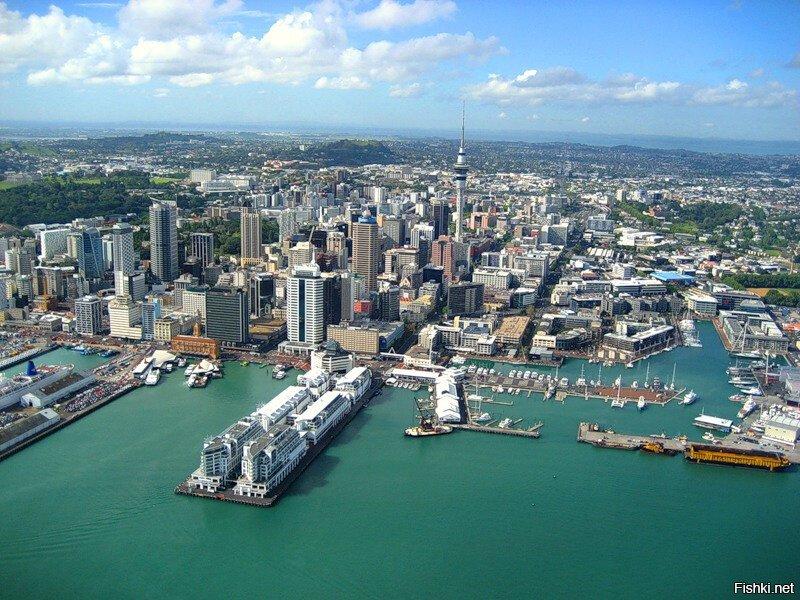 Когда-то интересовался Новой Зеландией