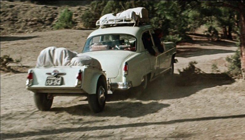 Самые яркие автомобили советского кино