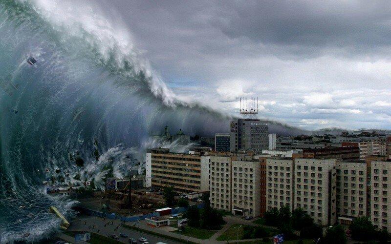 Разрушительная сила воды: самые страшные цунами в истории