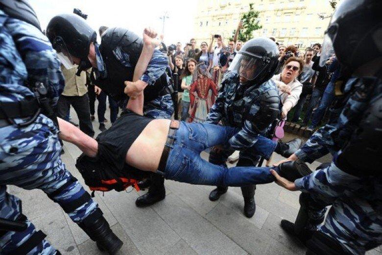 О государственном насилии